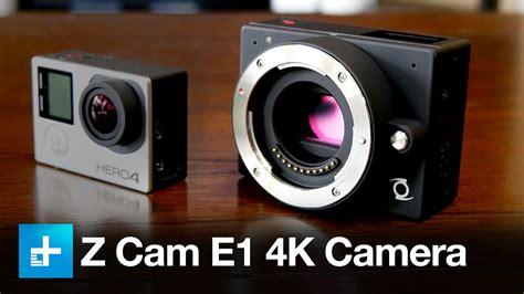 video cam z cam e1 micro four thirds video camera review youtube
