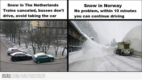 Driving In Snow Meme - funny funny work memes