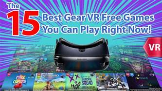 hypegames where you can play free the 15 best gear vr free games you can play right now