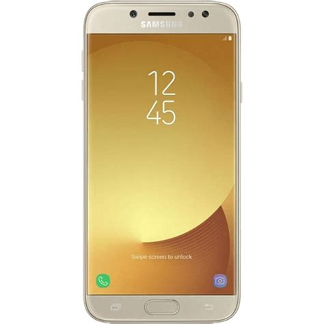 mobile phones galaxy j7 pro 2017 dual sim 32gb lte 4g gold