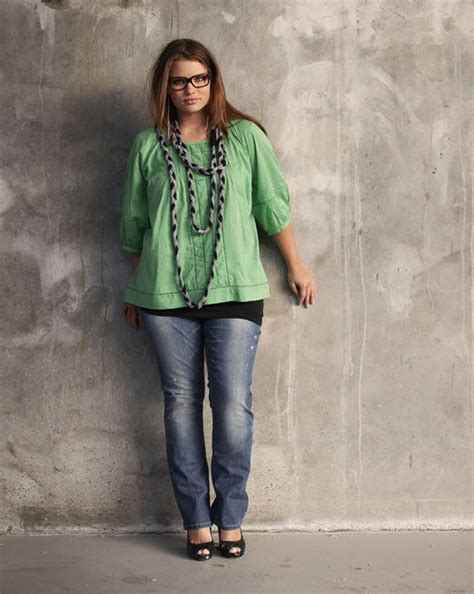 casual outfits   size women  funky curvy women style