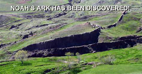 khoa hoc ky thuat thuyền cũa 244 ng noe noah được t 236 m thấy - Ark Boat Stuck On Land