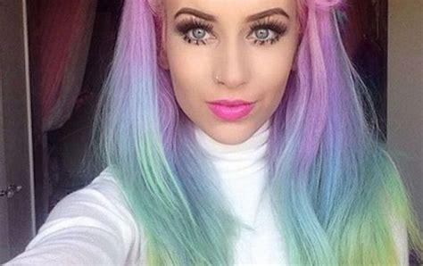 lock color pelo 2016 los colores de pelo m 225 s extra 241 os del 2016 moda femenina