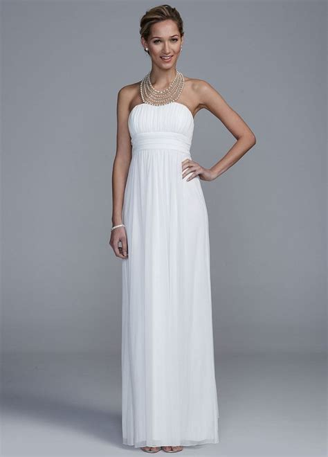 casual wedding dresses at affordable prices db studio by 20 wedding dresses you can wear again for parties and more