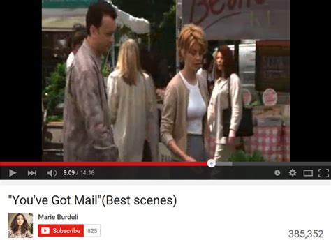 meg ryan fashions you ve got mail video you ve got mail style ann taylor grey skirt and