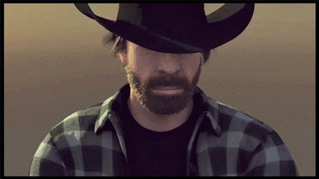 chuck norris gifs find share  giphy