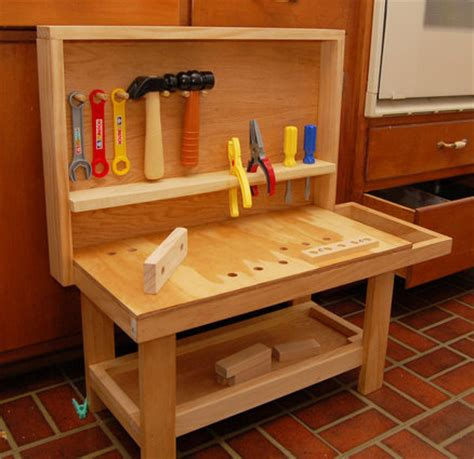 kids work bench pdf diy woodworking bench for kids download woodworking