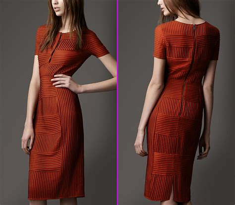 luxury dress for as fashionable clothes by burberry - Luxury Designer Clothing