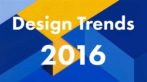 2016 Design Trends | design trends 2016 21 leading designers artists and