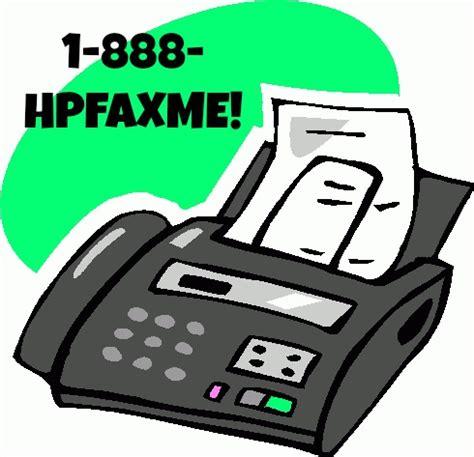 test fax hp fax test