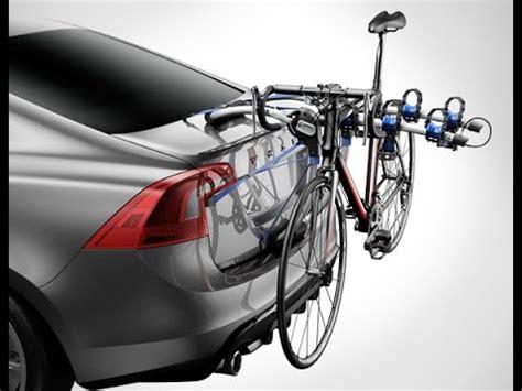 Allen Sports Deluxe 2 Bike Trunk Rack by Allen Sports Deluxe 2 Bike Trunk Mount Rack