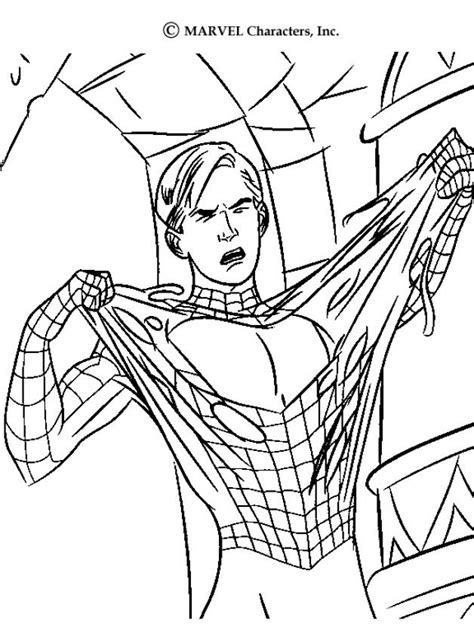coloring pages amazing spider man the amazing spider man coloring pages coloring home