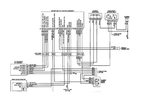 95 buick lesabre ac wiring diagram get free image about