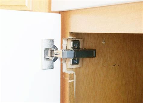 exposed hinges for kitchen cabinets exposed hinge to hidden hinge updating cabinets