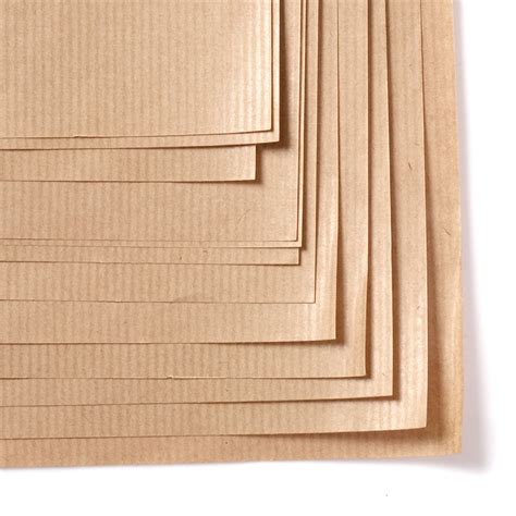 Craft Paper Manufacturers - kraft paper mg ribbed kraft reams by lynx polythene