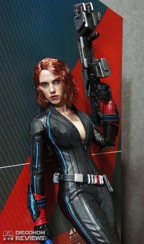 Toys Black Widow Aou 1 6 toys mms288 aou black widow mu 241 ecos heroes celebridades y
