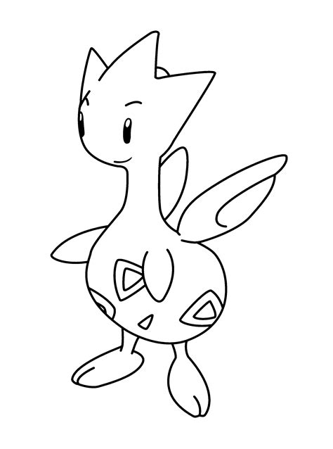 pokemon coloring pages togepi free coloring pages of pokemon wallpaper