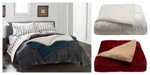 Cuddle Comforter by Kohl S Cuddle Duds Cozy Soft Comforter Just 45 19