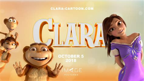 film cartoon comedy quot clara is an animated family adventure comedy movie