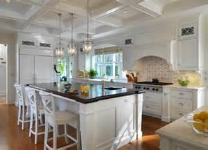 white shaker cabinets transitional kitchen kate