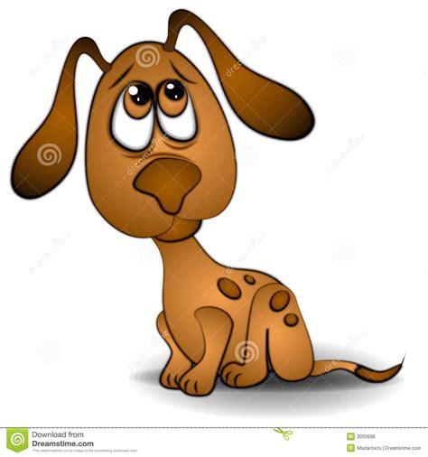 clipart cani sad puppy clipart