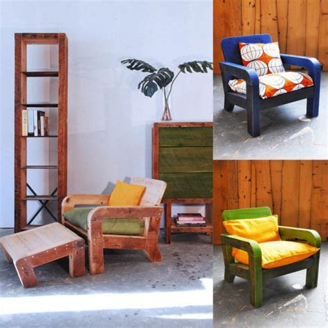 made of new york upcycled modern furniture from discarded