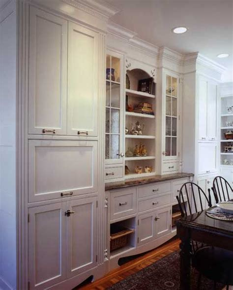 built kitchen cabinets 25 best ideas about built in hutch on pinterest built