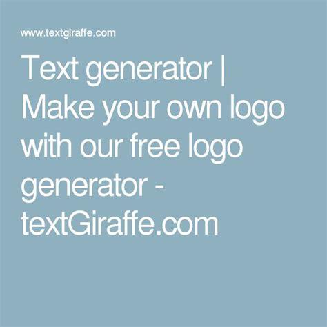17 best ideas about free logo generator on pinterest logo generator online free