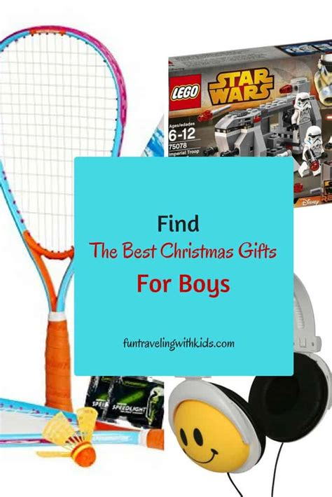 best christmas gifts for toddlers the best gifts for boys age 6 to 11 traveling with