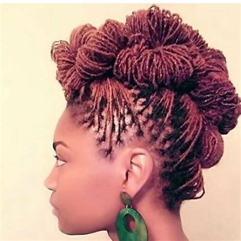 American Wedding Hairstyles Dreadlocks by 10 Best Images About Dreadlock Hairstyles On