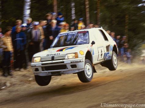 peugeot 205 group b peugeot 205 t16 group b high resolution image 3 of 18