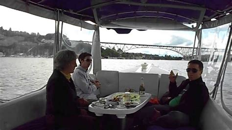 electric boat union contract lake union electric boat 006 youtube
