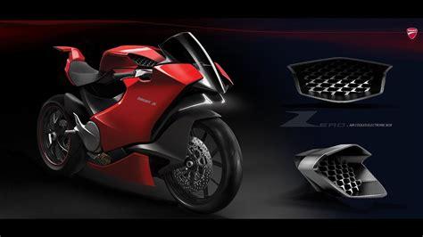 Ducati Elektro Motorrad by All New 2018 Sport Bike Ducati Zero Super Eclectric In
