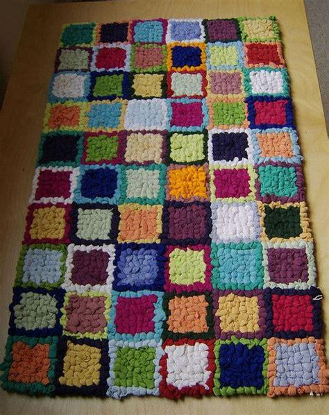geflochtene teppiche die besten 25 flickenteppich ideen auf