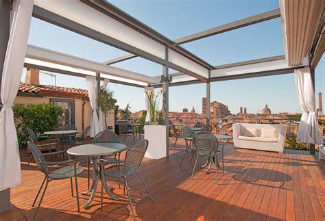 la terrazze terrazza panoramica in hotel 4 stelle a bologna hotel