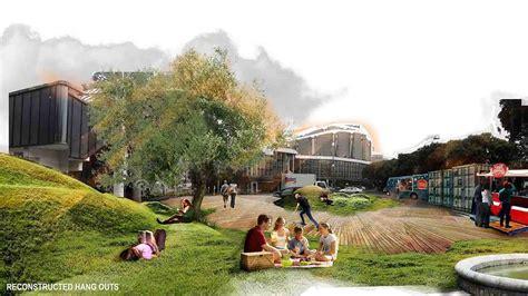 design competition nz landscape architecture students win australasian