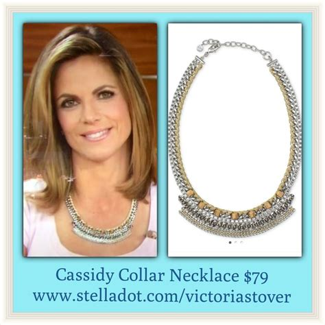 collar necklace natalie morales and collars on