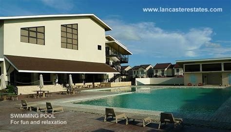 LANCASTER ESTATES PHILIPPINES   House and Lot for Sale in