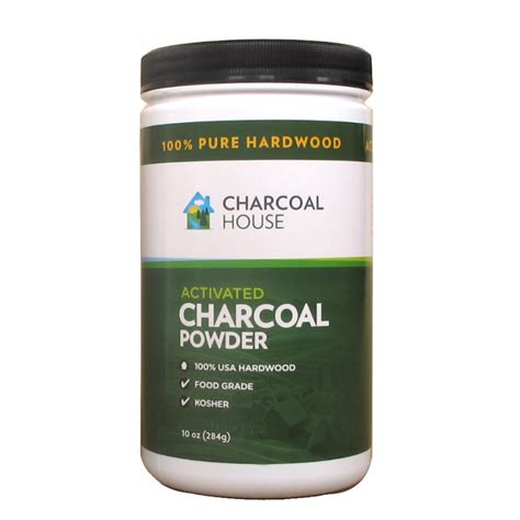 Hardwood Vs Coconut Charcoal Detox by Hardwood Activated Charcoal Powder High Activity Food Grade