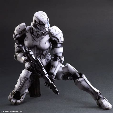 Figure Wars Stromtrooper toyhaven incoming square enix play arts wars