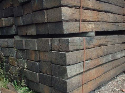 Rail Sleepers by Used Grade 1 Azobe Railway Sleepers Railwaysleepers