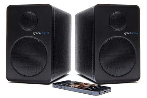 Speaker Bluetooth Grace stereo speaker gadgetsin