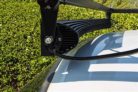 light bar on top of truck 40 quot off road curved led light bar 169w 19 200 lumens led light bars for trucks