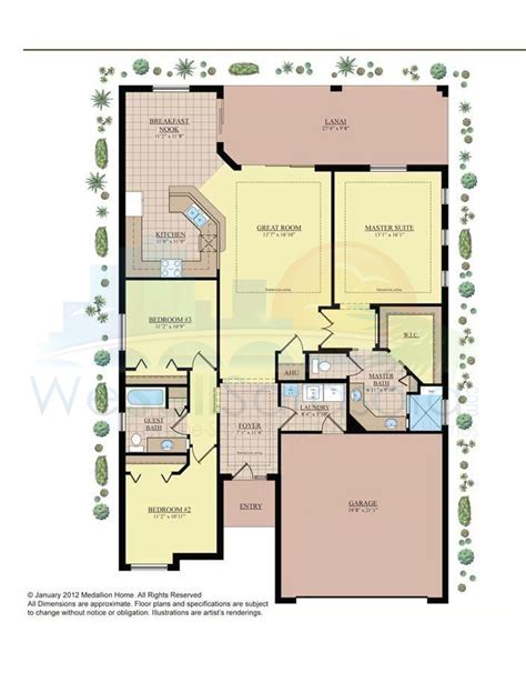 medallion homes floor plans cascades homes for sale sarasota fl