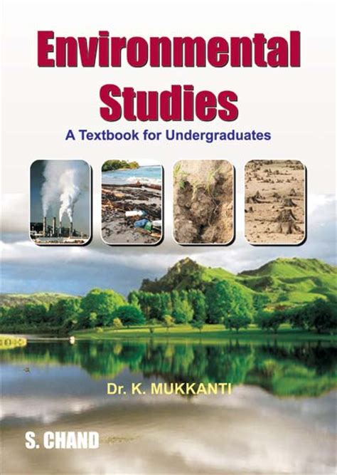 environmental picture books environmental studies a text book for by dr k mukkanti