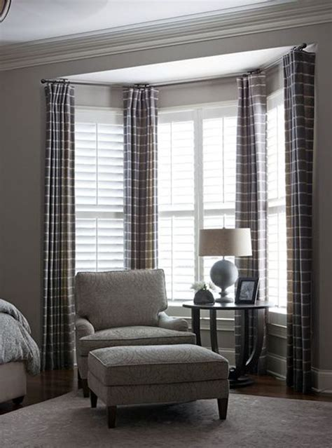 dated window treatments 25 best bay window ideas tips images on pinterest