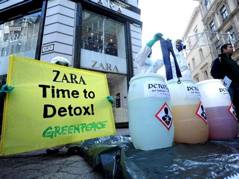 Detox My Fashion by Greenpeace Detox Caign Ecouterre