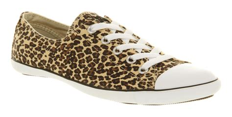 Converse Ct All Ox Peached Low Brown 1 converse ct lite ox leopard smu in brown leopard lyst
