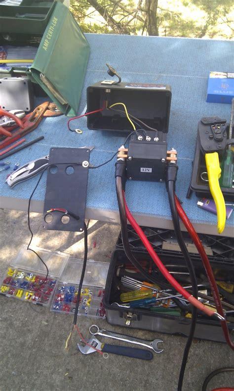 dominator winch wiring diagram 30 wiring diagram images