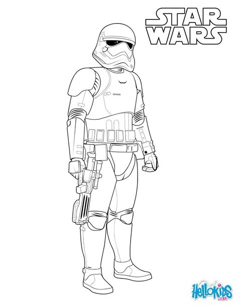 lego star wars stormtrooper coloring page first order stormtrooper coloring pages hellokids com